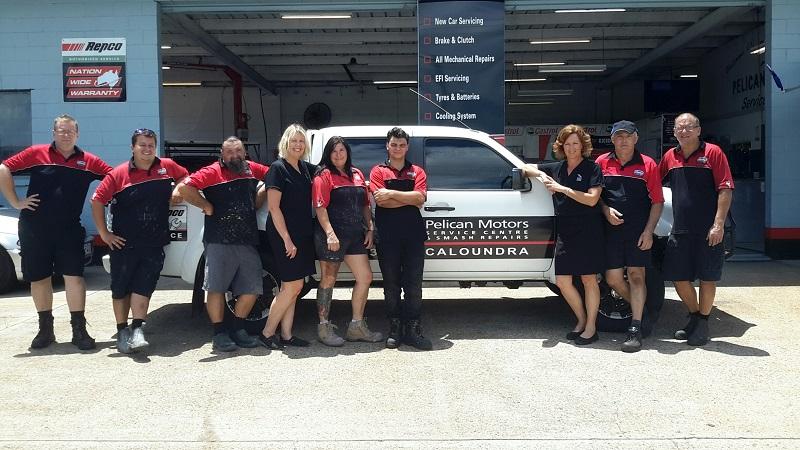 Pelican Motors - Car Servicing Mechanic & Smash Repairs