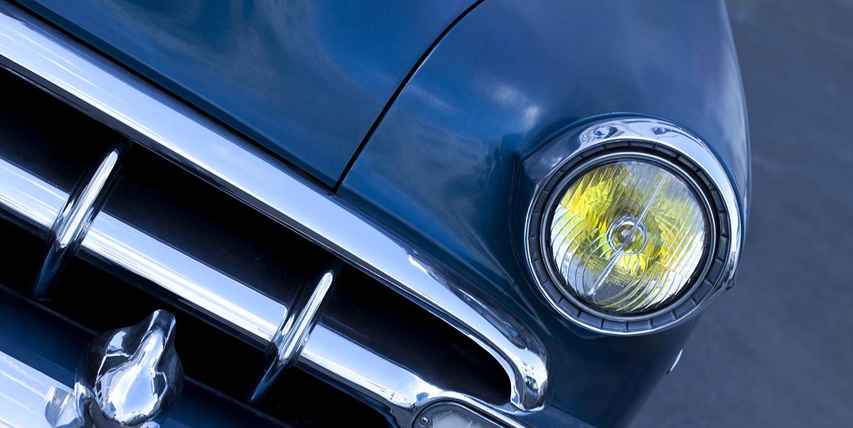 RESTORATION OF OLD CARS